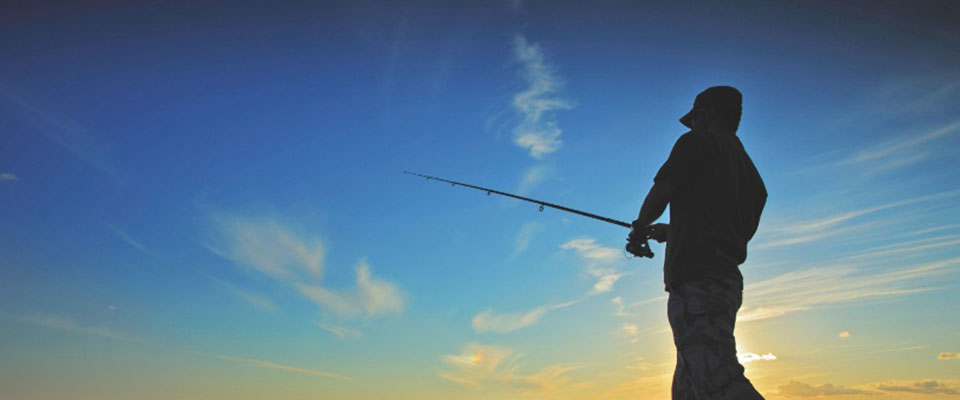 Peace River Fishing